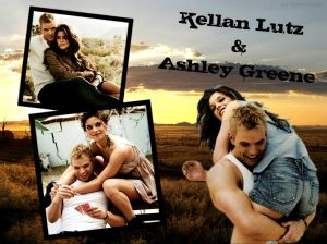 Wallpaper_Kellan and Ashley