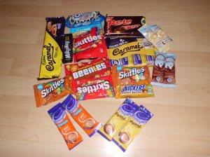 Sweets Haul